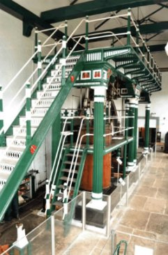 Beam Engine- inside