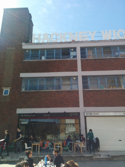 Hackney Wick 2