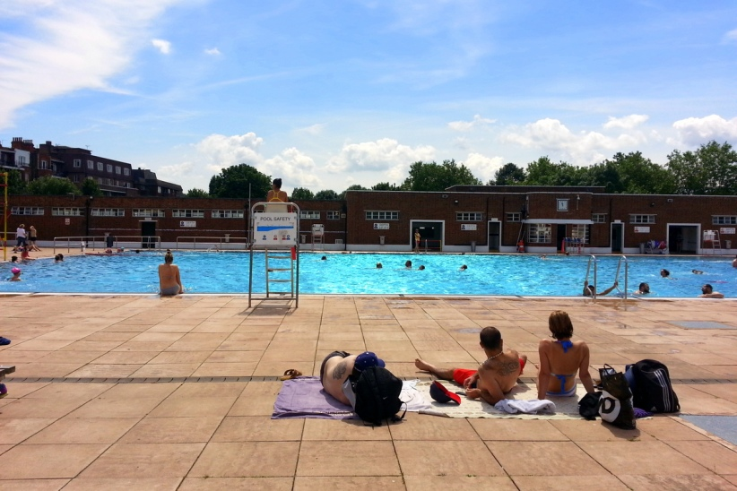 Hampstead Lido