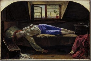 death of chatterton[1]
