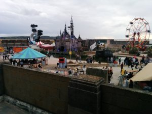 Dismaland from above